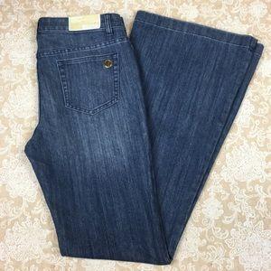 Michael Kors Jeans - Michael Kors Selma Flare Jeans